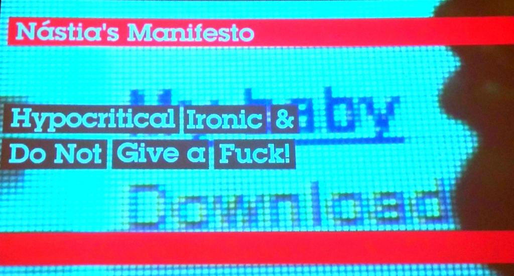nastia s manifesto