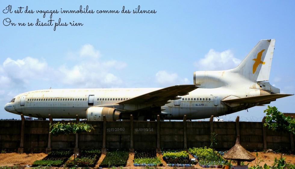 avion texte