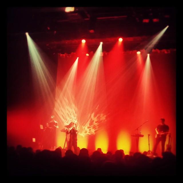Amazoniaque  #ChristineAndTheQueens  #YvesSimon  #Le106  #Rouen