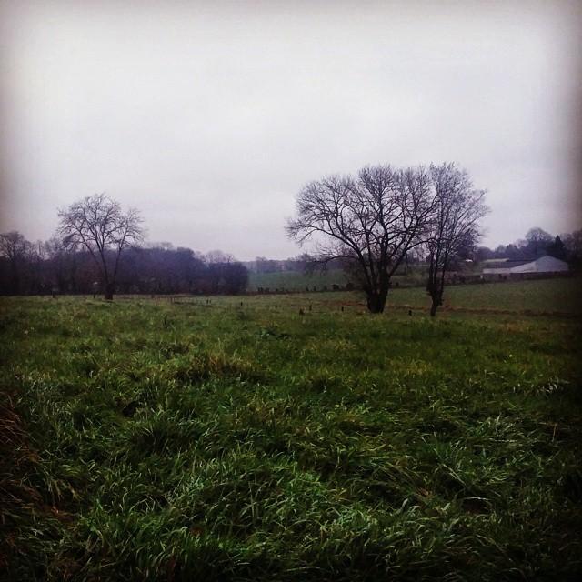 45mn sous une pluie battante, c'est fait  #Run