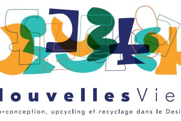 """Visuel de l'exposition """"Nouvelles vies"""" organisée par l'éco-organisme VALDELIA"""