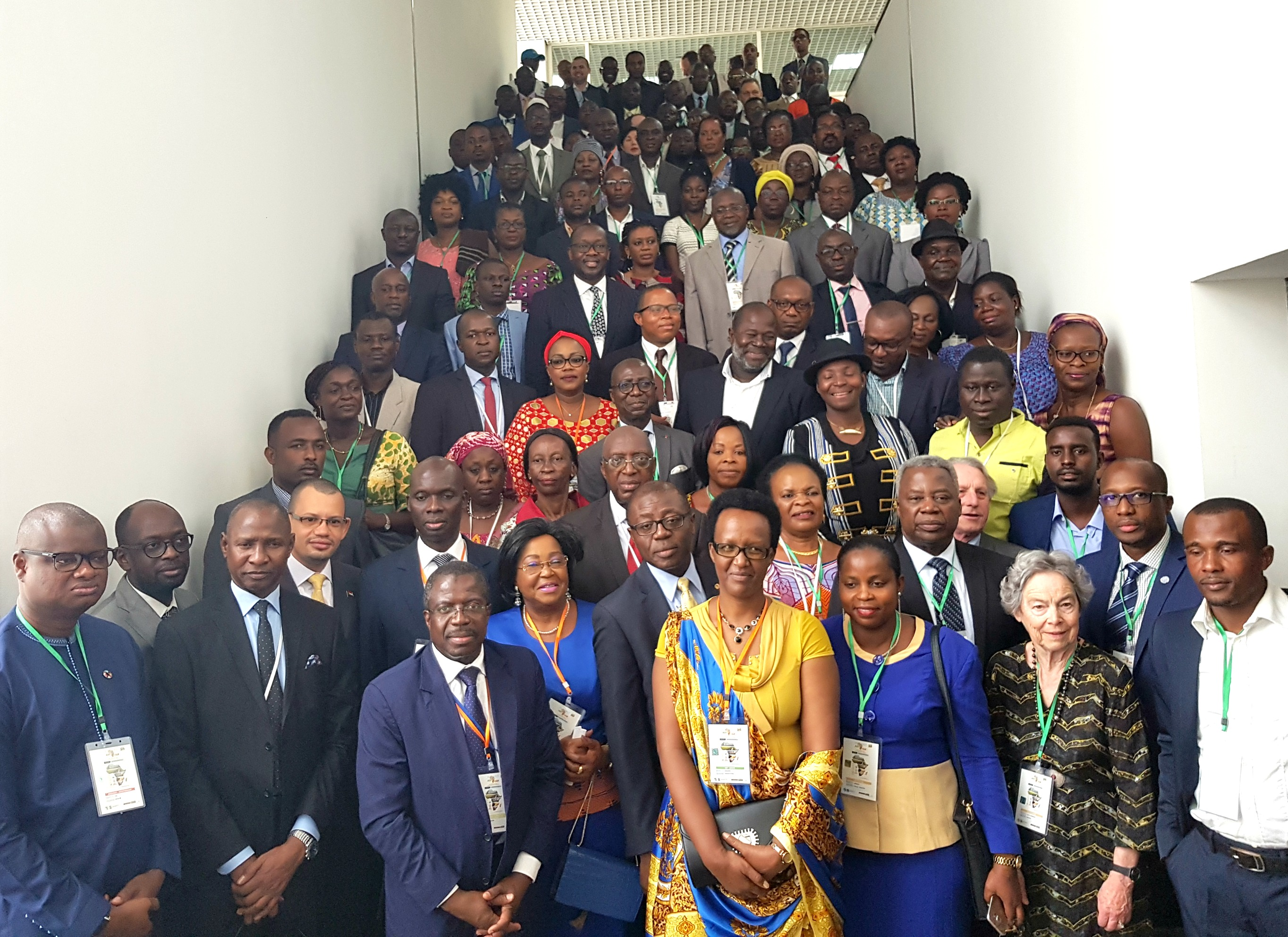 Colloque ARF à Abidjan