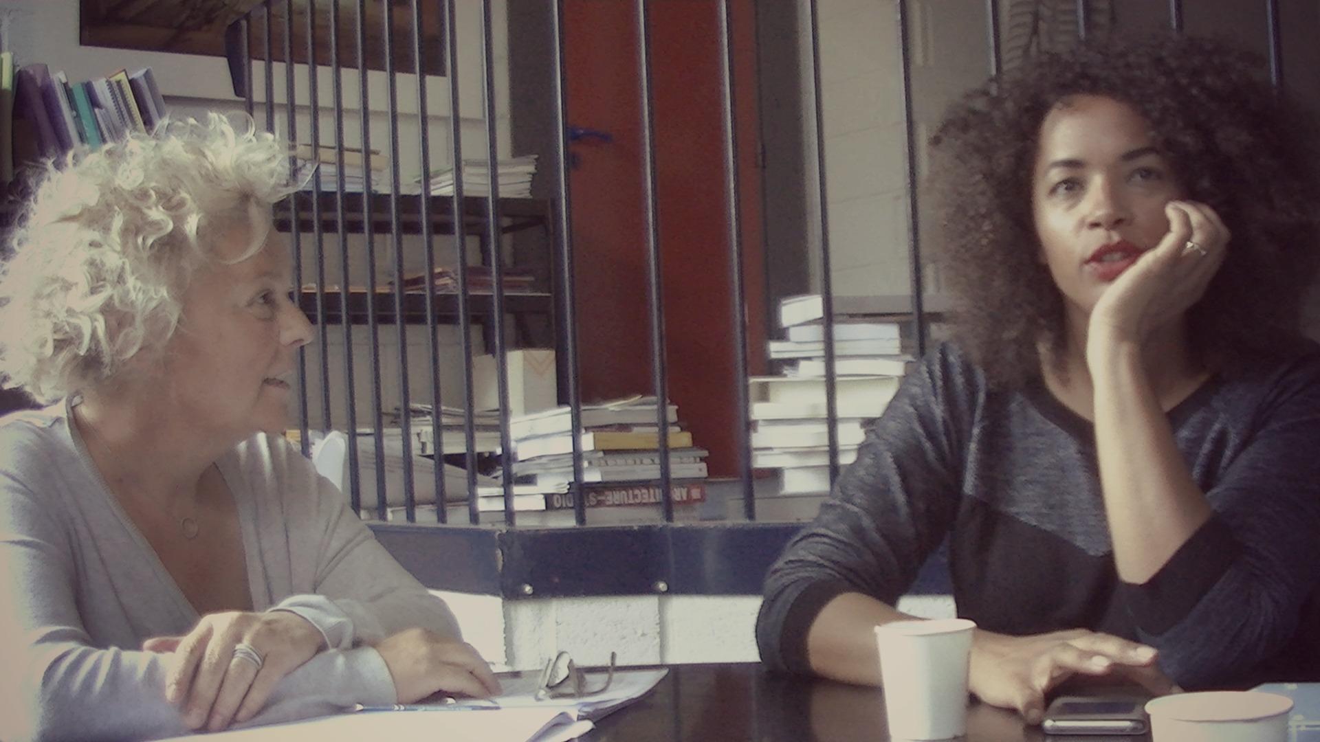 #2050 Le Podcast épisode 61 avec Fabienne Fendrich sur l'architecture