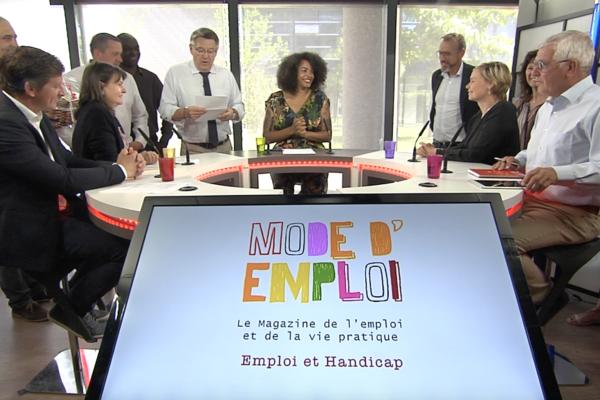 Emploi & Handicap – 28 juin 2018