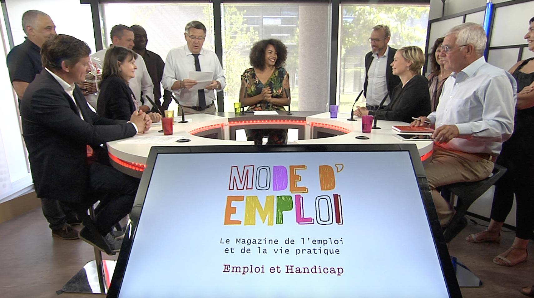 Emploi & Handicap 28 juin 2018
