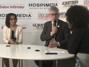 Interview de Frédéric Valletoux, Président & Zaynab Riet, Déléguée Générale - FHF