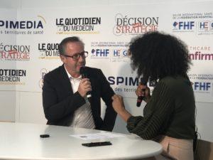 Interview de Stéphane Boyer de l'a start-up ARTERYS